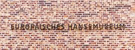 Schriftzug Europäisches Hansemuseum Lübeck