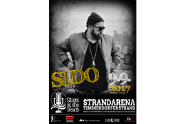 Plakat Sido - Stars at the Beach - Timmendorfer Strand