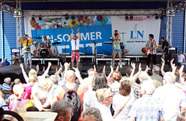 LN-Sommerfest © Lübecker Nachrichten