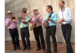 Stoker-Jazz-Band © Uwe Dittmann