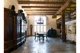 Struksche Diele © St. Annen-Museum - Die Lübecker Museen