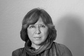 Swetlana Alexijewitsch © Margarita Kabakova