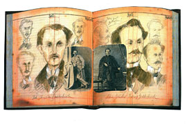 Brüder Portrait - Heinz-Joachim Draeger © Boyens Buchverlag