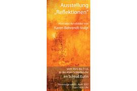 Karen Behrendt-Voigt - Ausstellung in der Alten Schloßküche im Schloss Eutin