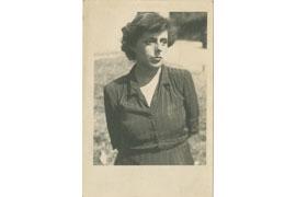 Leonie Mann in den 1940er Jahren © Akademie der Künste Berlin, Heinrich-Mann-Archiv