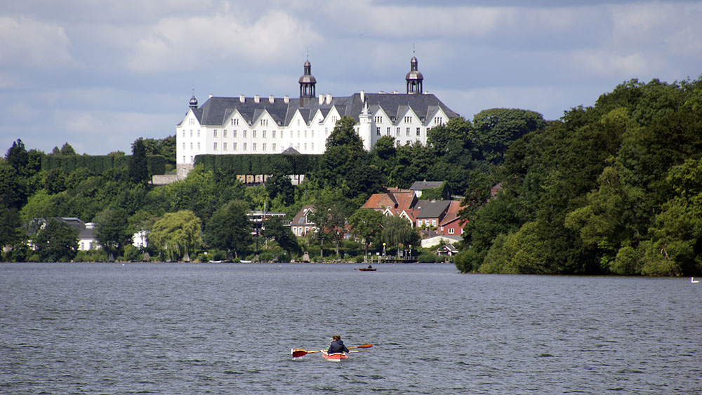 Plöner Schloss ©TraveMedia