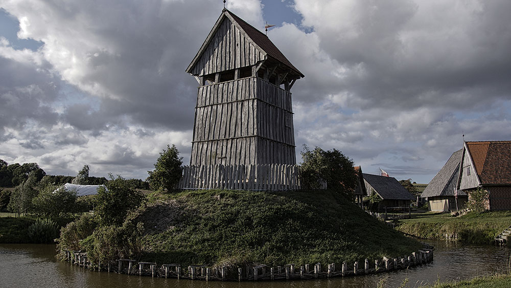 Turmhügelburg Lütjenburg ©TraveMedia