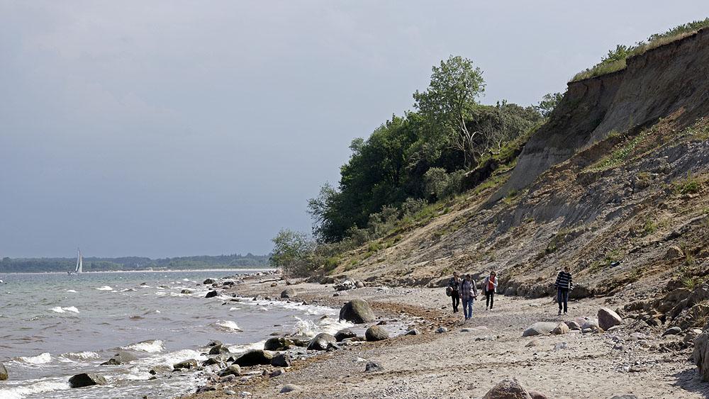Brodtener Steilküste bei Travemünde © TraveMedia