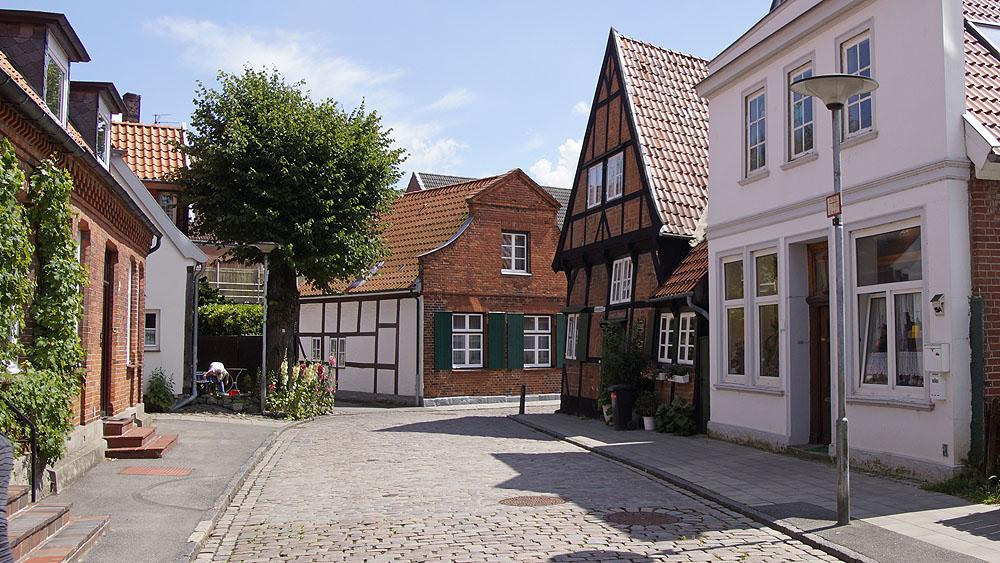 Altstadt von Travemünde © TraveMedia