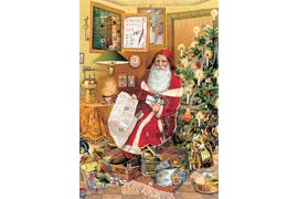 Adventskalender © Weihnachtshaus Husum