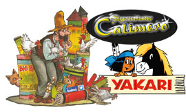 Figurentheater Calimero - YAKARI