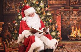 Der liebe gute Weihnachtsmann