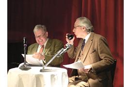Stephan Opitz und Joachim Kersten © Wallstein Verlag