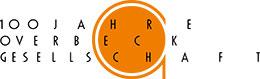 Logo 100 Jahre Overbeck-Gesellschaft