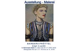 Ausstellung Malerei Barbara Pröttel