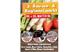 3. Bauern- & Regionalmarkt bei Möbel Kraft in Bad Segeberg