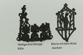 Pilgerzeichen © Turmhügelburg Lütjenburg