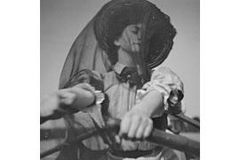 George Bernard Shaw - Lillah McCarthy © National Trust