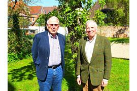 AG für Heimatkunde - Uwe Stock und Hinrich Scheef