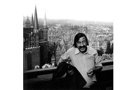 Günter Grass in Danzig © Günter Grass-Haus
