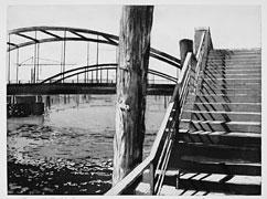 Alter Duckdalben, 2000, 49,5 x 67 cm, WVZ 539 © Wolfgang Werkmeister
