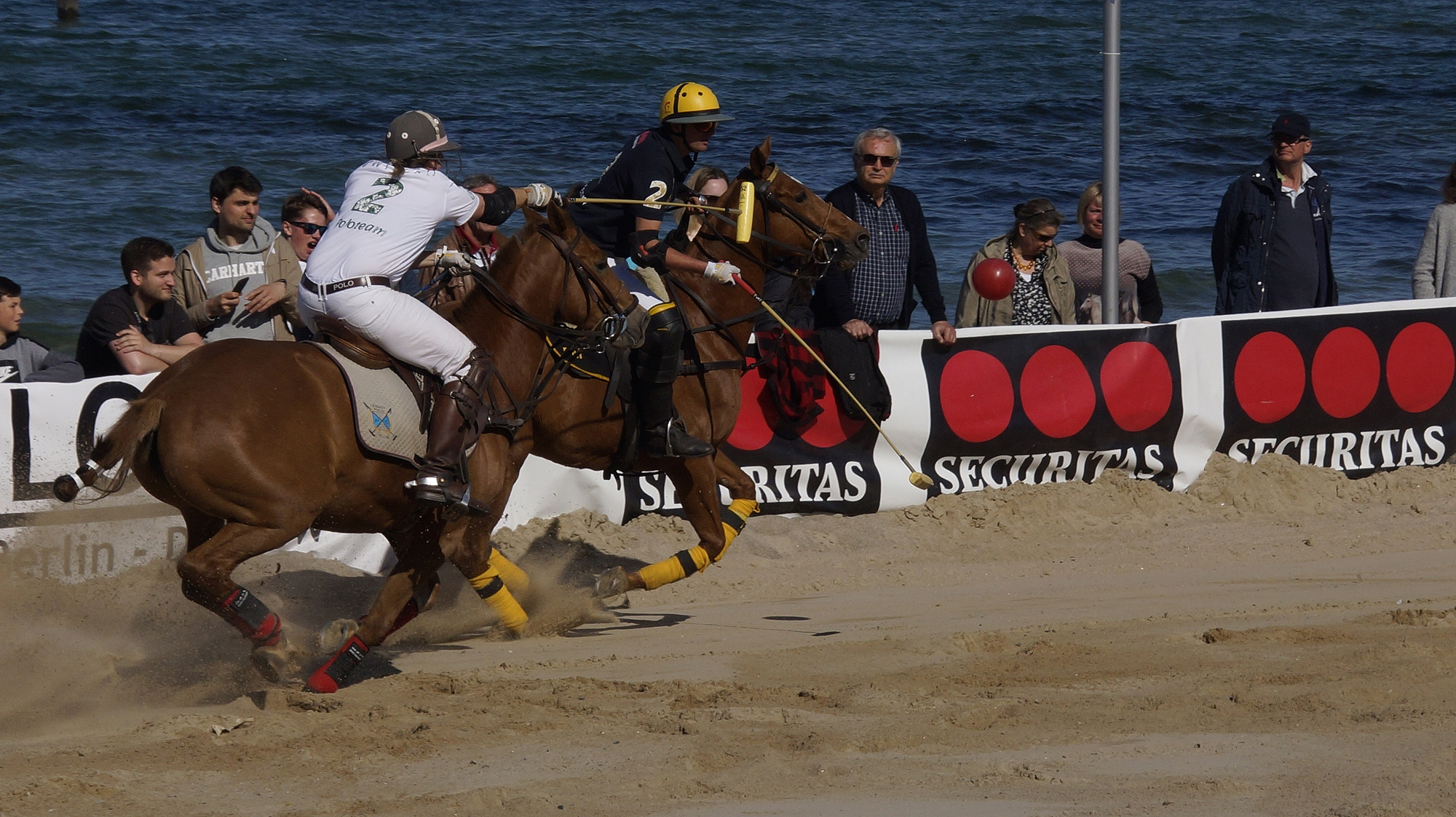 3. Beach Polo Timmendorf 2018 © TraveMedia