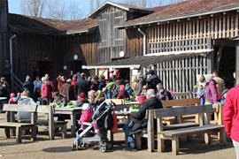Tag der offenen Tür © Landschaftspflegeverein Dummersdorfer Ufer