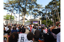 Public Viewing Timmendorfer Strand © TSNT