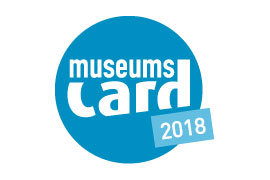 Logo MuseumsCard 2018