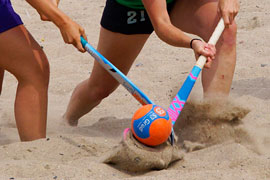 Beach-Hockey © TraveMedia