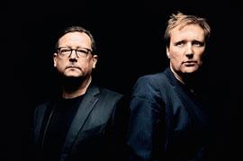 SHMF - Matthias Brandt und Jens Thomas © Mathias Bothor