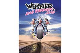 WERNER das Rennen 2018 © Werner Brösel