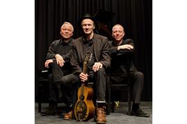 Abi Wallenstein, Martin Röttger & Günther Brackmann © Günther Brackmann