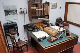 Büro - Industriemuseum Geschichtswerkstatt Herrenwyk