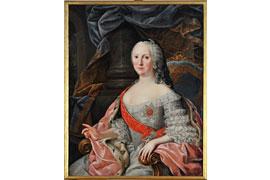Johanna Elisabeth 1712-1760 © Schloss Eutin