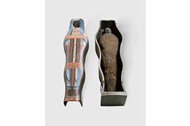 Völkerkundesammlung - Mumie © die Lübecker Museen - Kulturstiftung Hansestadt Lübeck