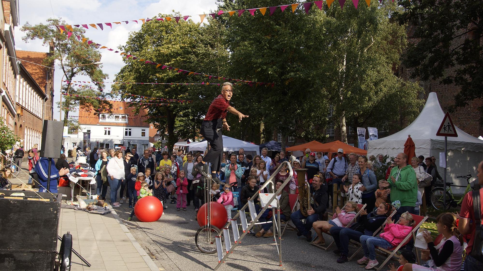 Seebadfest Travemünde 2018 © TraveMedia