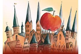 Lübecker Apfeltag © Museum für Natur und Umwelt