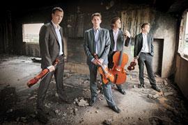 Bennewitz Quartett © Kamil Ghais
