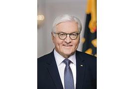 Bundespräsident Frank-Walter Steinmeier © Steffen Kugler
