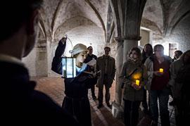Im Kloster brennt noch Licht © Europäisches Hansemuseum, Foto Olaf Malzahn