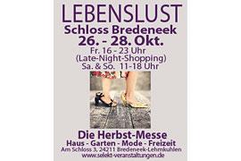 Lebenslust Schloss Bredeneek © Selekt Veranstaltungen