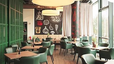 Restaurant PIAZZA © a-ja Resort und Hotel GmbH