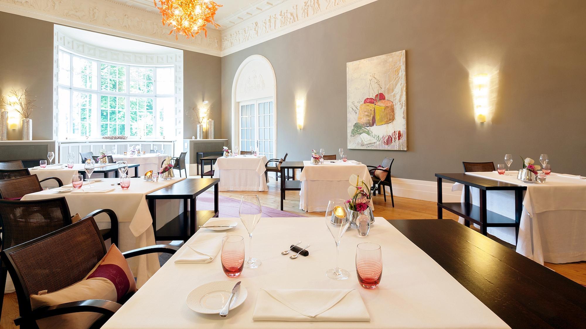 Buddenbrooks Restaurant ©Henrike Schunck