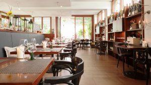 Restaurant Weinwirtschaft ©Henrike Schunck