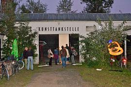 Kunsttankstelle Lübeck