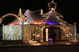 Zirkus-Palast - Travemuender Adventswochen