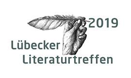 Logo Lübecker Literaturtreffen 2019