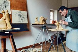 Günter Grass - 5 Jahrzente © Dirk Reinartz
