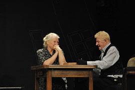 Jeder stirbt für sich allein - Hellena Buettner und Peter Bause © Jürgen Frahm